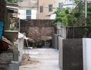 """Hà Nội: Xây nối dài bức tường """"zích zắc mềm mại"""" ở phường Kim Mã"""