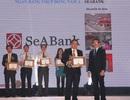 SeaBank liên tiếp nhận 3 giải thưởng trong tháng 11/2015