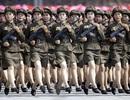 Triều Tiên triển khai nữ quân nhân trong lực lượng bảo vệ bờ biển