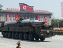 Triều Tiên tuyên bố chỉ diễu binh, không phóng tên lửa