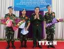 Việt Nam sắp cử tiếp cán bộ tham gia lực lượng gìn giữ hòa bình