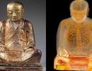 Nhìn gần tượng Phật ngàn năm chứa xác ướp