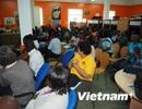 Sinh viên Việt Nam tại Mozambique quảng bá hình ảnh đất nước