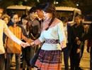 Hoa hậu Mỹ Linh hóa cô gái vùng cao, quảng bá vẻ đẹp Sapa