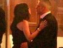 """Cặp đôi """"Những người bạn"""" khóa môi trong ngày hội ngộ"""