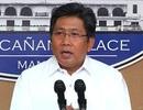 """Philippines không """"đôi co"""" với Trung Quốc về biển Đông"""