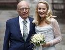 Trùm truyền thông Rupert Murdoch kết hôn lần thứ 4 ở tuổi 84