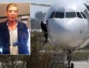 Không tặc đeo đai bom khống chế máy bay Ai Cập chở 88 người