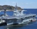 Tàu chiến Nhật Bản đi qua Biển Đông tới Indonesia tập trận