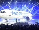 """Nga """"trình làng"""" máy bay chở khách tầm trung mới cạnh tranh với Boeing 737"""