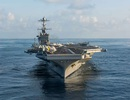 Ba tàu khu trục Mỹ liên tục tuần tra gần các đảo nhân tạo Trung Quốc xây trái phép