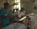 Hy hữu ca mổ cứu bệnh nhân sốc nặng do bị rút vật nhọn khỏi tim