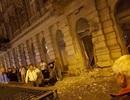 Nổ lớn rung chuyển thủ đô của Hungary, 2 người bị thương