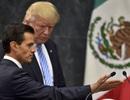 Những mờ ám quanh chuyến đi bằng trực thăng của tỷ phú Trump tại Mexico