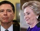 """Bà Clinton """"tố"""" Giám đốc FBI gây ra thất bại bầu cử"""
