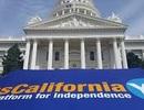 California có thể trưng cầu dân ý về việc tách khỏi Mỹ