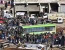 Nửa vạn phiến quân rời Aleppo cùng tuyên bố của Putin