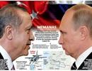 """Nhận lỗi vụ Su-24, Thổ Nhĩ Kỳ bắt đầu hái """"quả ngọt"""" từ Nga"""