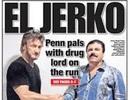 Sao điện ảnh Sean Penn và mối quan hệ bất thường với trùm ma túy