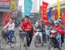 Thủ lĩnh thanh niên hàng ngày đạp xe 23km vận động hiến máu