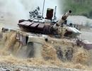 Nga khai mạc cuộc thi xe tăng chiến đấu Tank Biathlon 2016