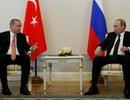 """Bí mật về bức thư giúp Nga và Thổ Nhĩ Kỳ """"gương vỡ lại lành"""""""