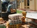 """Lo gà thải, thịt """"rác""""… Trung Quốc tràn vào Việt Nam"""