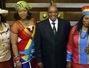 Lối sống xa hoa của Tổng thống Jacob Zuma làm mất lòng dân