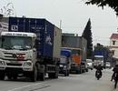 """Hải Dương """"cầu cứu"""" Thủ tướng về con đường """"oằn mình cõng xe container"""""""