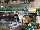 Bắc Giang: Cận cảnh nhà máy bia xả thải bức tử dòng sông Thương