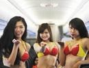 Những dịch vụ độc đáo trên máy bay khắp thế giới