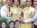 Anh em song sinh cưới chị em sinh đôi ở Cà Mau