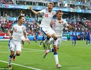 CH Séc 2-2 Croatia: Tuột chiến thắng ở phút bù giờ