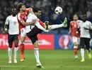 Pháp 0-0 Thụy Sĩ: Chia điểm chung niềm vui