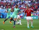 Hungary 3-3 Bồ Đào Nha: C.Ronaldo lập siêu phẩm đánh gót