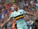 Hungary 0-4 Bỉ: Những phút cuối rực rỡ