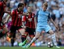 Man City 4-0 Bournemouth: Chênh lệch đẳng cấp