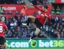 Swansea 1-3 MU: Chiến thắng ngọt ngào