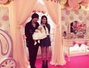 Vợ chồng Châu Kiệt Luân hạnh phúc khoe thiên thần nhỏ