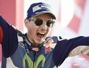 Jorge Lorenzo chiến thắng trong ngày chia tay Yamaha