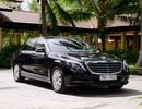 Xe đưa đón hạng sang: Mercedes-Benz tiếp tục được đại gia lựa chọn