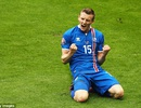 Iceland 2-1 Áo: Chiến thắng bất ngờ