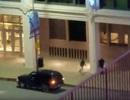 Nghi phạm sát hại dã man cảnh sát trong vụ đấu súng trực diện