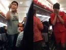 Trung Quốc sẽ phạt nặng hành khách cư xử thô lỗ trên máy bay
