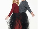 Cặp đôi giảm cân ngoạn mục để mặc vừa đồ cưới