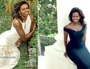 Đệ nhất phu nhân Mỹ xinh đẹp trên bìa tạp chí