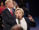 """Clinton, Trump gia tăng """"bới móc"""" nhau trong cuộc đối đầu nảy lửa thứ 2"""