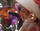 Đám cưới rước dâu bằng xe ngựa kéo độc đáo ở Hà Tĩnh
