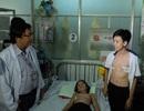 TPHCM: Bệnh nhi bị lõm ngực tăng bất thường