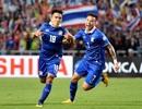 Myanmar 0-2 Thái Lan: Cú đúp của Dangda